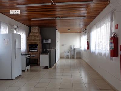 Apartamento A Venda No Bairro Parque São Vicente Em Mauá - - 728-1