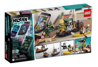 Lego 70419 Camaronero Encallado Con Realidad Aumentada Edu