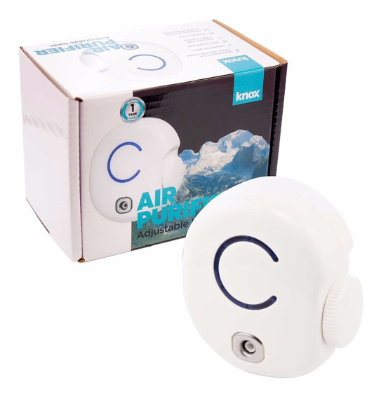 Purificador-desodorizante Ozono Elimina Olores Plug-in Baños