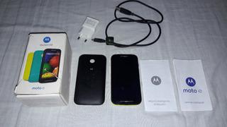 Celular Moto E Xt1025 4gb Dual Sim - Com Detalhe Botão Leia