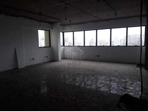 Sala Comercial Em Condomínio Para Locação No Bairro Centro, 46 Metros. - 13332agosto2020