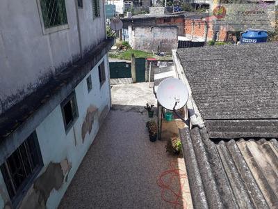 Casa Com 4 Dormitórios À Venda, 160 M² Por R$ 380.000 - Parque Independência - São Paulo/sp - Ca0227