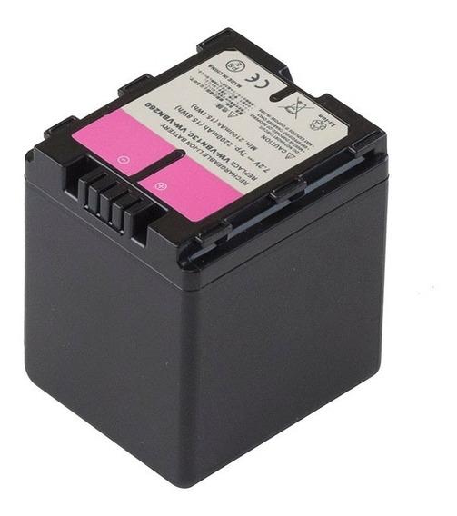 Bateria Para Filmadora Panasonic Vw-vbn130 - Longa Duracao
