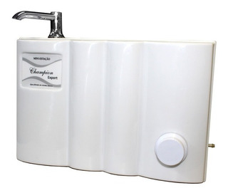 Purificador De Água Natural - Mini-estação Champion Export