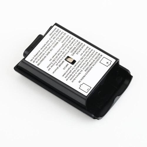 Imagen 1 de 4 de Tapa Caja Baterias Pilas Control Xbox 360 100% Original