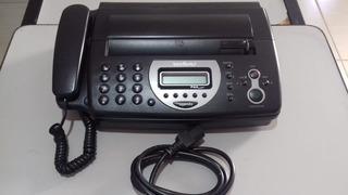 Telefone E Fax Intelbras - Semi Novo Pouco Usado