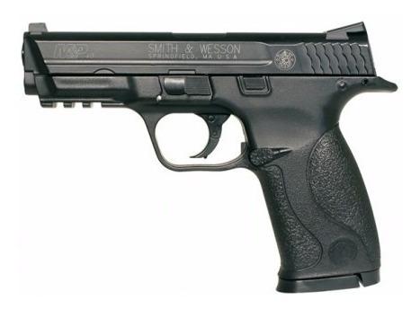 Pistola Balines Smith & Wesson Mp40