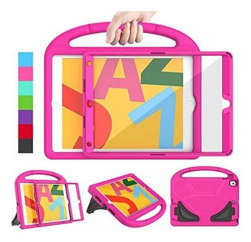 Estuche Ledniceker Para Niños Para iPad De 10.2 Pulgadas 20