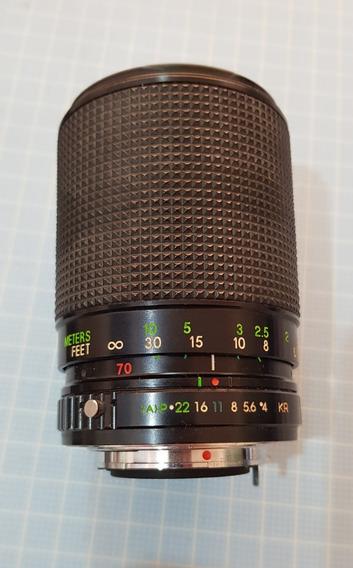 Lente Objetiva Tron 70-210mm