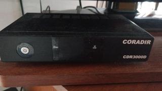 Decodificador Sintonizador Tda Television Digital Coradir