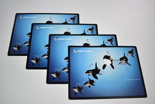 Individuales Orca Promo *4 Mundo Marino