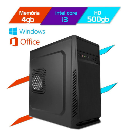 Computador Megatumi Enterprise Office Core I3 2100 Hd