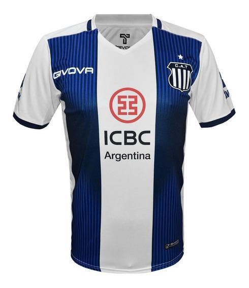 Nueva Camiseta De Talleres Givova 2019 Originales