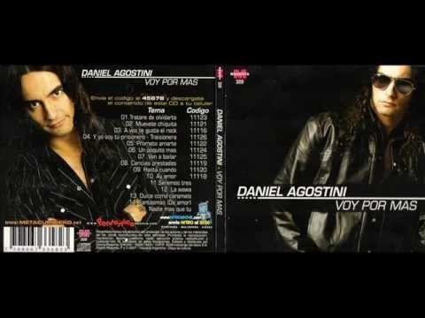 Cd Daniel Agostini Voy Por Mas