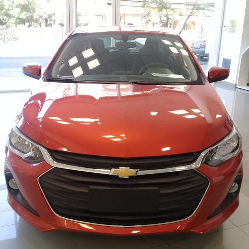 Chevrolet Nuevo Onix 1.2 Lt 2020 Mc