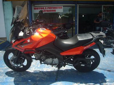 Suzuki Dl 650 V-strom Laranja 2011 R$ 20.499 Troca Financia