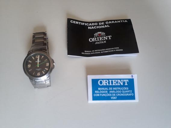 Relógio Orient Mbss1 098