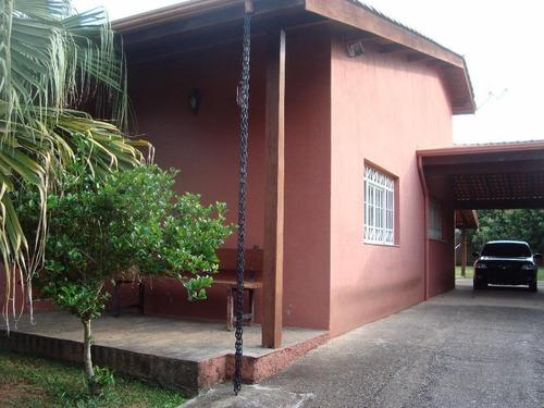 Chácara  Residencial À Venda Em  Itatiba. - Ch0192