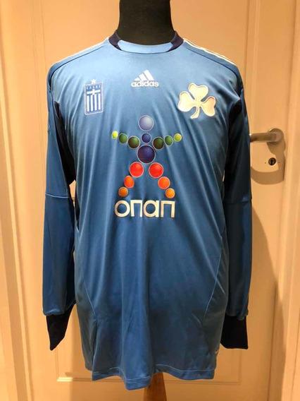 adidas - Camiseta Arquero Panathinaikos Grecia Formotion