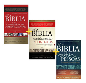 A Bíblia E As Competências Comportamentais + Dois Livros