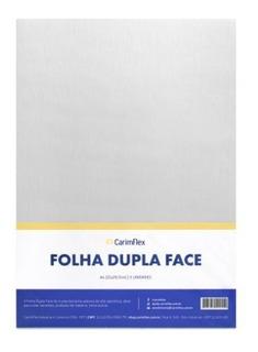 Folha Dupla Face Para Carimbos- A4 (5unid)