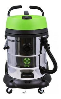 Aspirador De Pó E Água Super Clean 60l 1200w