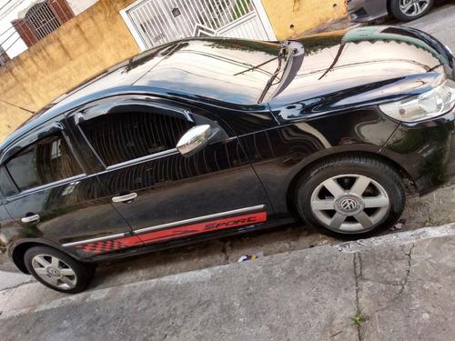 Volkswagen Voyage 2009 1.6 Vht Total Flex 4p Sedã