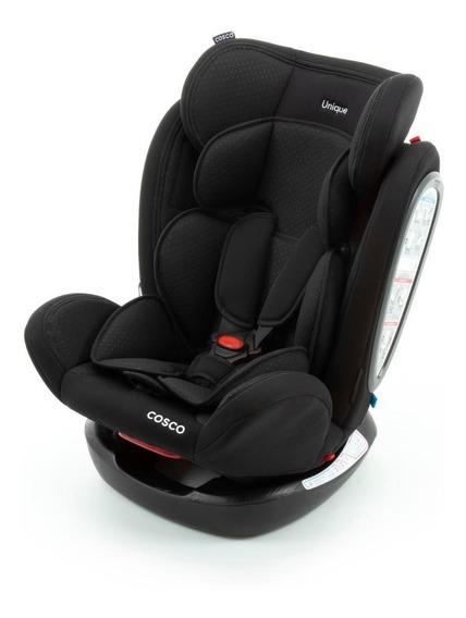 Cadeira Auto Cosco Unique Preto Sport 0 A 36kg - Imp01342