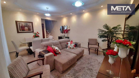 Casa Com 3 Dormitórios À Venda, 152 M² Por R$ 550.000,00 - Vila Valqueire - Rio De Janeiro/rj - Ca0054