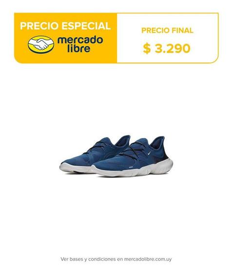 Nike Free Rn 5.0 Coastal Blue/black-pltnm Tint
