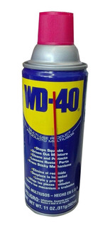 Wd-40 Spray X 2 Latas 11 Oz Multiusos-382ml Taller Automovil