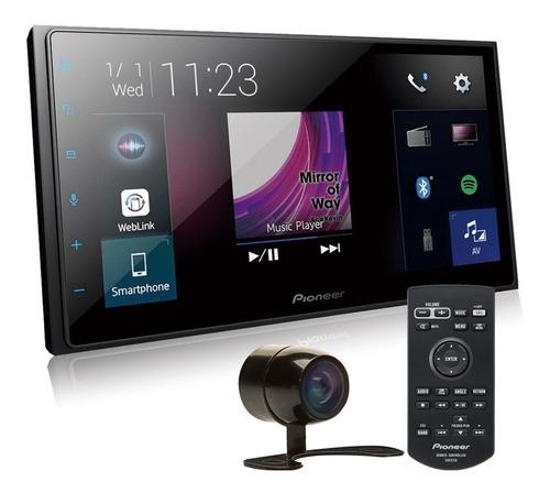 Multimídia Pioneer Dmh-z5380tv 6,8 Bt Tv Fm Usb + Câmera Ré