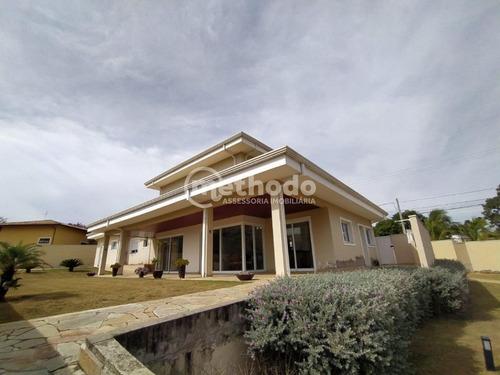 Casa Térrea Condomínio Shangrila Campinas Sp - Ca00764 - 68974111