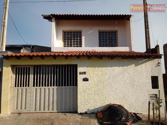 Casa Residencial À Venda, Residencial Cosmos, Campinas. - Ca0201