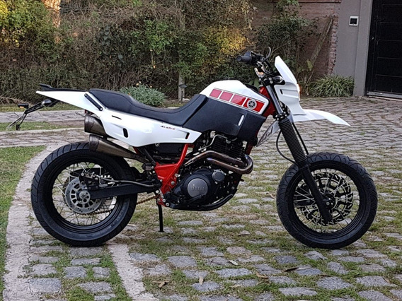 Yamaha Xt 600 Super Motar