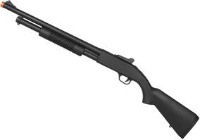 Airsoft Shotgun Spring Cyma Zm61a 6mm Mais Barato Do Brasil