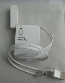 Cable Usb A I5,i6 75cm Retractil Model Encentedor