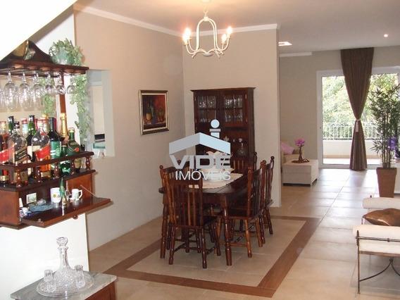 Casa Para Venda Em Campinas - Sousas - Jardim Sorirama - Ca03305 - 4481244