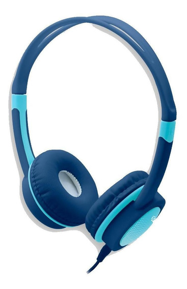 Headphone Kids Go Azul I2go