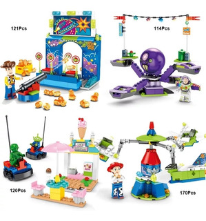 Parque De Diversiones Toy Story 4