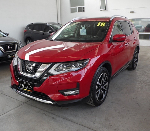 Nissan Xtrail Exclusive 3 Row 4x4 2018
