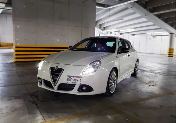 Alfa Romeo Giulietta 1.8 Quadrifoglio Verde Ddct Mt 2015