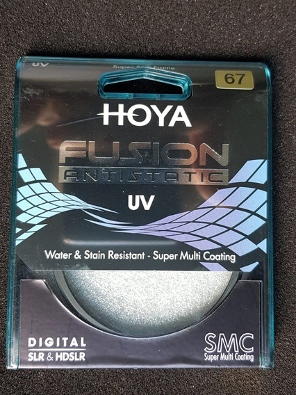 Filtro Hoya 67mm Fusion Antistatic Uv