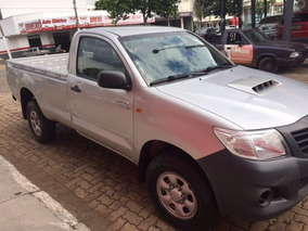 Toyota Hilux Cs Cabine Simples