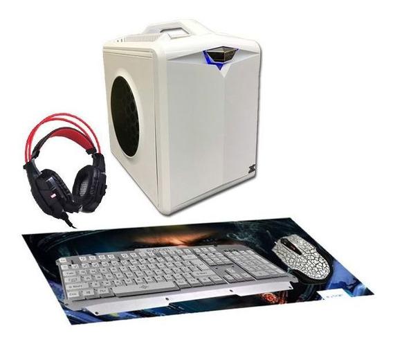 Pc Gamer Hector I3 R7 240 2gb 8gb Hd 500gb + Ssd 160gb Wi-fi