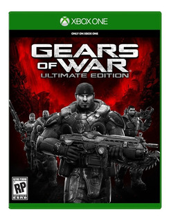 Gears Of War: Ultimate Edition (xbox One) Cta. Rut