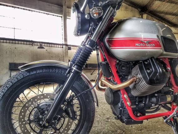 Moto Guzzi Stornello V7 Anticipo + 12 Cuotas Sin Interes