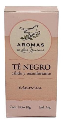 Imagen 1 de 1 de Esencia Aromatizante De Té Negro