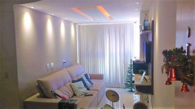 Apartamento Em Praia De Itaparica, Vila Velha/es De 65m² 2 Quartos À Venda Por R$ 315.000,00 - Ap262189