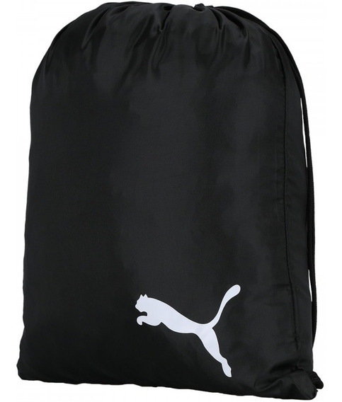 Bolsa Sacola Puma Preta Pro Training Gym Original Unissex